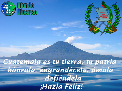 Guatemala es tu tierra