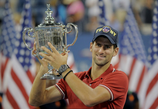 Novak Djokovic - Campeón del US Open 2011