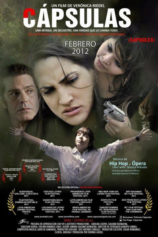 Película guatemalteca, ópera prima de Verónica Riedel