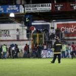 El futbol y la impunidad en Guatemala