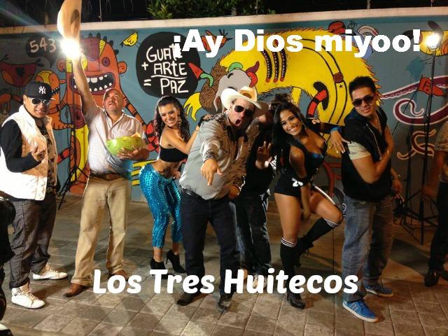 Ay Dios Miyo - Los Tres Huitecos