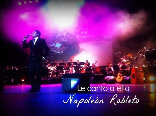 Le canto a ella - Napoleón Robleto