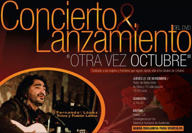 Otra Vez Octubre - Fernando López