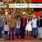 Llegó la Fiesta, canción navideña de Guate Magazine