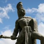 Blasón Heróico, un poema dedicado a Tecún Umán