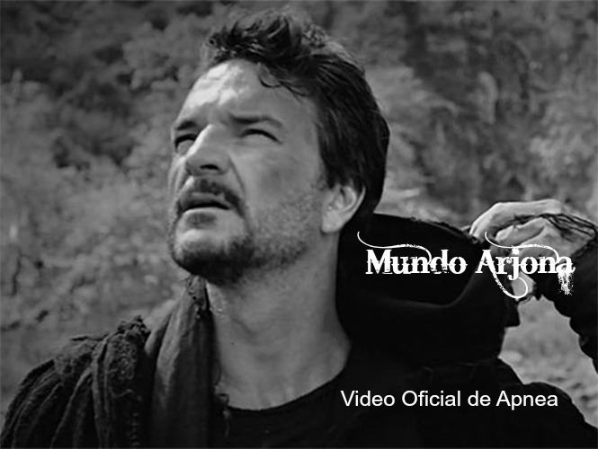 Mundo Arjona - Video Oficial de Apnea