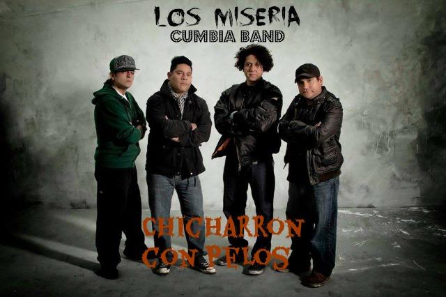 Chicharrón con Pelos - Los Miseria Cumbia Band