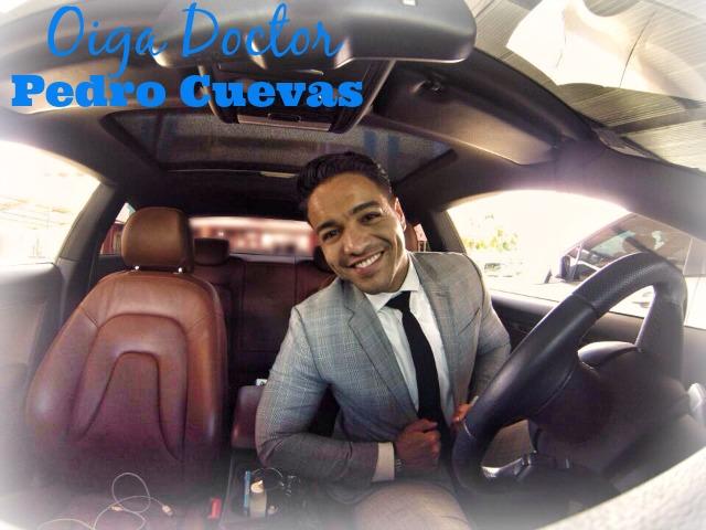 Oiga Doctor - Pedro Cuevas