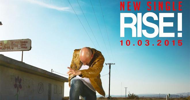 Rise! Francis Dávila feat Estefani Brolo