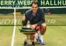 Roger Federer, el rey de la hierba