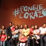 Ponele Corazón, el himno de la Teletón 2015
