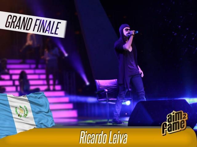 Ricardo Leiva aim2fame
