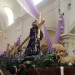 Jesús de Los Milagros primer jueves de cuaresma 2016