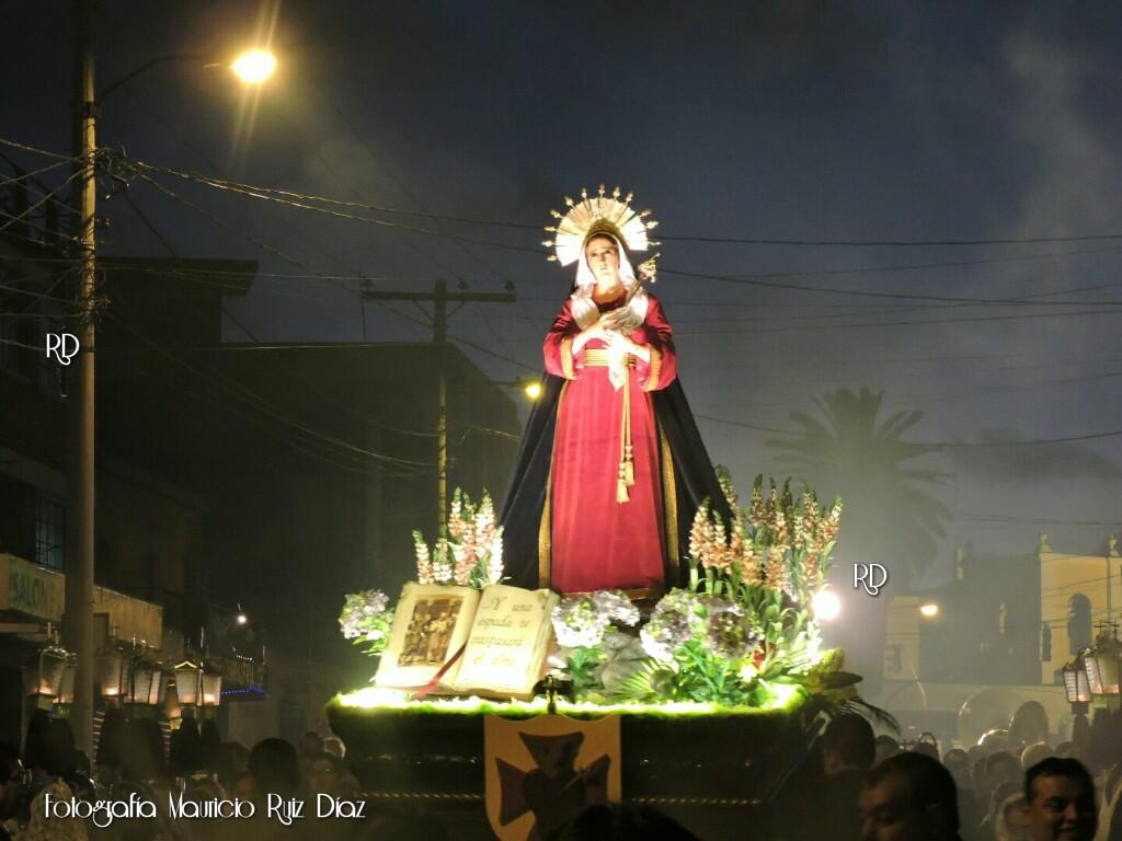 Virgen de Dolores de San José