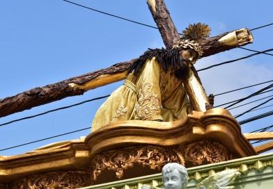 Procesión de Jesús de la Caida de San Bartolo 2016