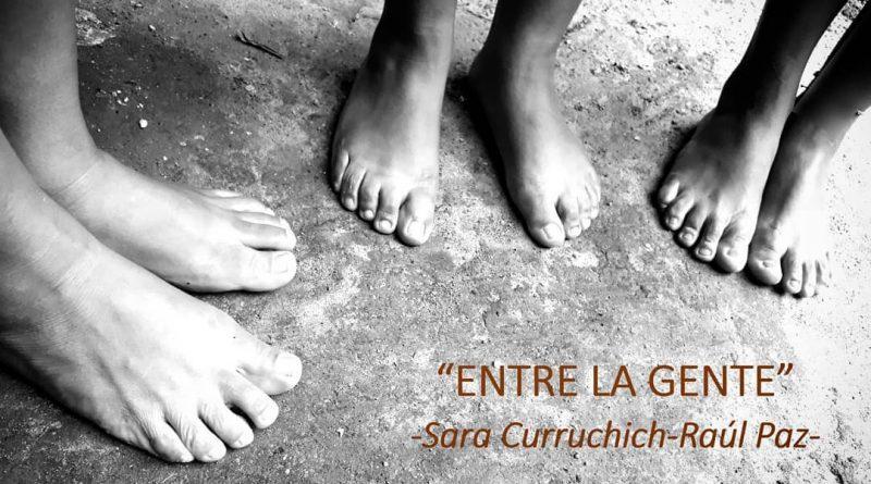 Entre la gente, nueva canción de Sara Curruchich