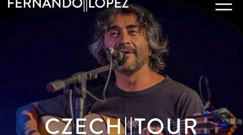 Fernando López de Gira por la República Checa