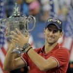 Novak Djokovic Gran Campeón del US Open 2011