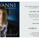 Presentación del disco Más cerca del Cielo de Giovanni Passarelli