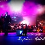 Le canto a ella, cuarto sencillo de Napoleón Robleto