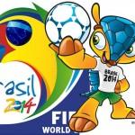 Las canciones del Mundial de Futbol Brasil 2014