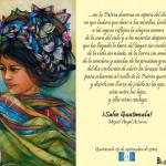 ¡Salve Guatemala!