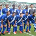 El gol de Stefano Cincotta en el pírrico triunfo de Guatemala sobre Bermudas