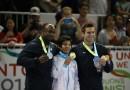 Jorge Vega, el pequeño gran gimnasta que ganó oro en Toronto