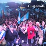 ¡Fuera! la canción de la manifestación ciudadana de Alux Nahual